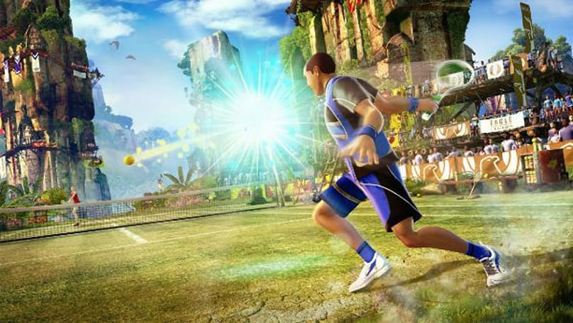 Spencer: 'I don't want the Rare brand to mean Kinect Sports'