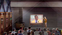 Pro Football Hall of Fame brings in holographic coaches
