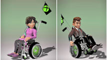 Xbox avatars to get a wheelchair option