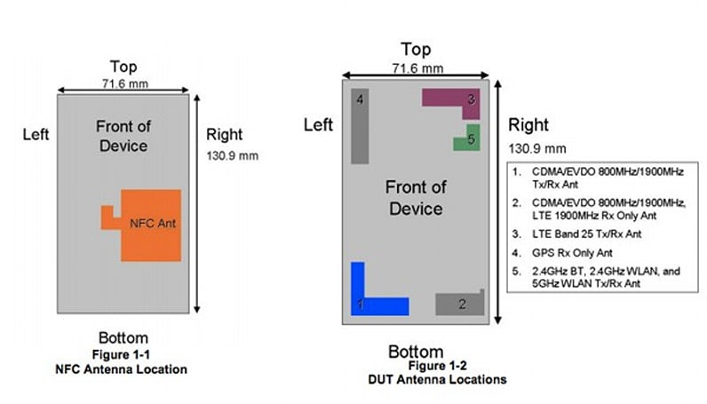 LG Eclipse (LS970) pops up in FCC docs, ready to prop up Sprint's LTE network