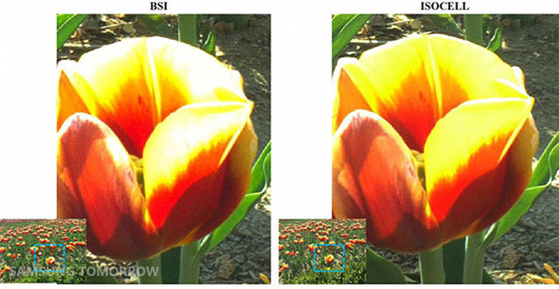 Samsung ISOCELL smartphone camera sensors promise better colors in low-light