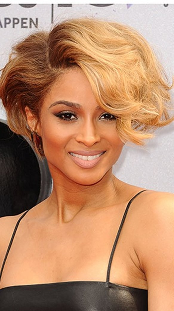 Look of the Week: Ciara's Seriously Sexy Nude Lip