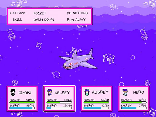 Artist Omocat's surreal RPG Omori channels its inner Earthbound