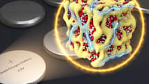 Lithium-oxygen battery promises lighter electric cars