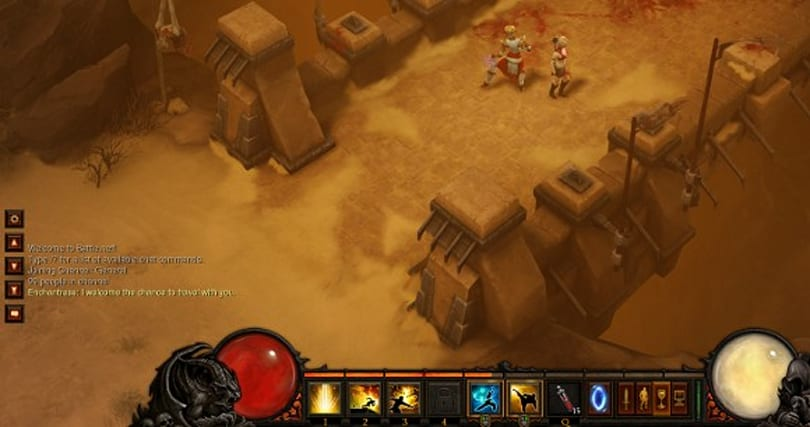 Many WoW-like improvements discussed for Diablo 3