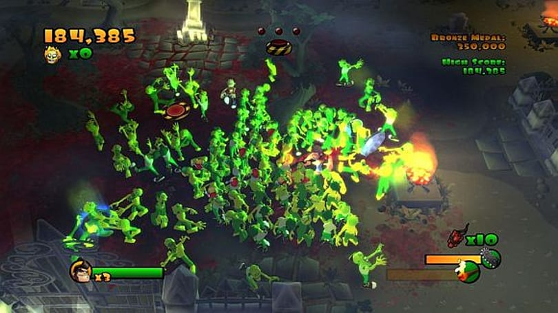 Burn Zombie Burn sets the PC ablaze in early August