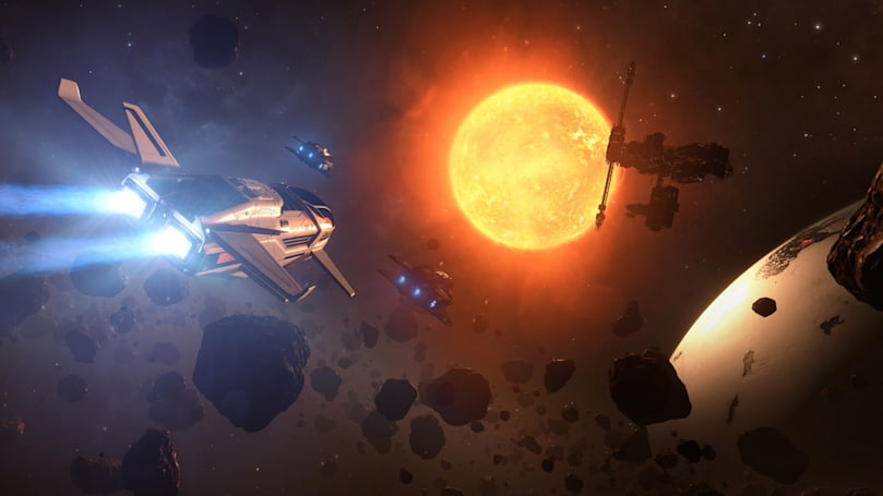 'Elite: Dangerous' finally beams onto PS4 in Q2 2017