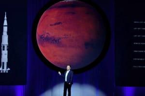 Elon Musk enthüllt seine Mars-Pläne