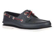 Timberland leather boat shoes