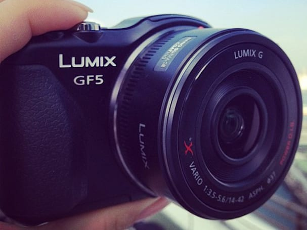 Panasonic Lumix GF5 accidentally leaked by Hong Kong spokesperson?