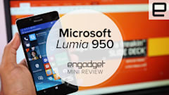 Mini review video: Our verdict on the Lumia 950 in about a minute