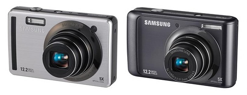 Samsung PL70 and PL55 bring 12 megapixels to the unwashed masses