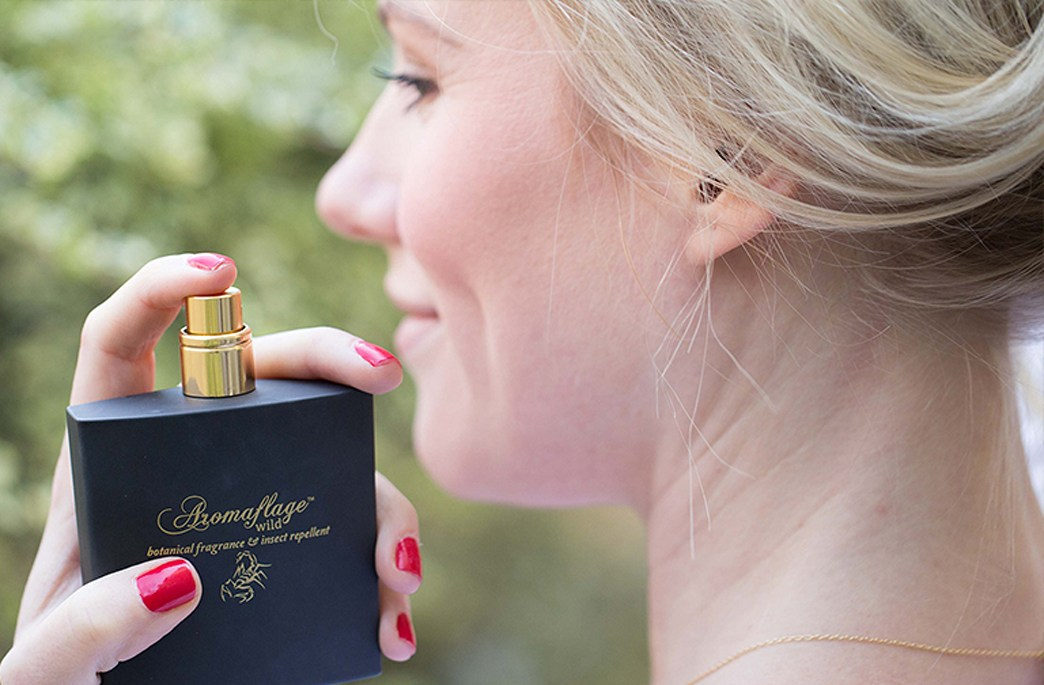 Shop this video: This fragrance doubles as a bug spray