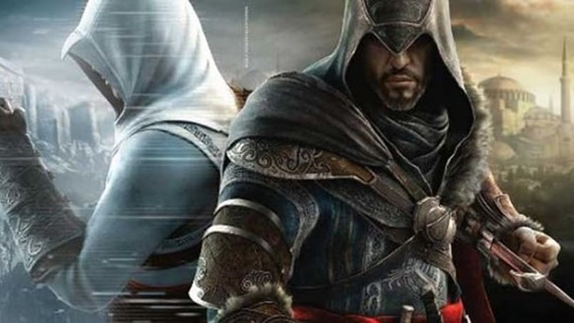 And the voice of the Assassin's Creed: Revelations theme song belongs to ...