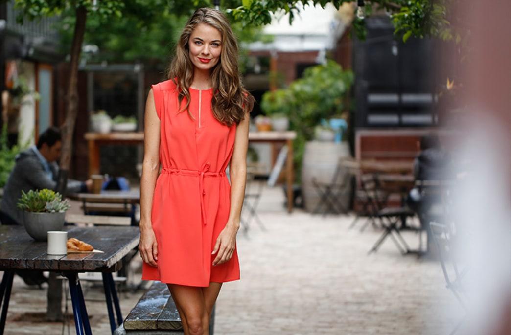 The prettiest dress your summer wardrobe needs