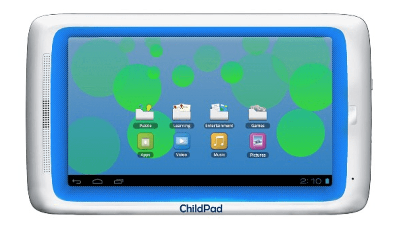 Archos unveils 7-inch Child Pad slate: $130, Ice Cream Sandwich on board