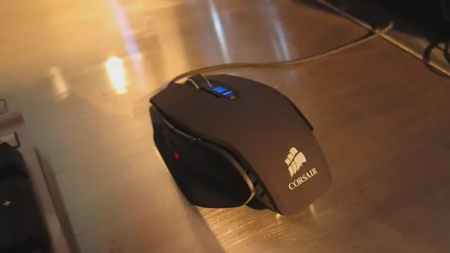 Hands-on With Corsair Vengeance Gaming Keyboard, Mice and Headsets
