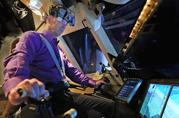 NASA and American Airlines team up to improve cockpit displays