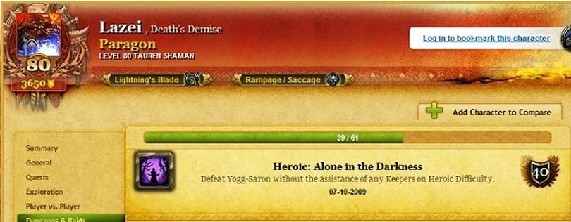 European first of Heroic: Alone in the Darkness
