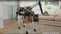 Boston Dynamics made a robot dog that can do your dishes