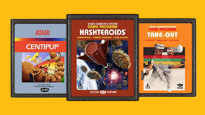 Denny's reveals Atari-themed menu, remixed mobile games