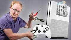 Ben Heck's Xbox One S teardown