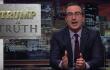 Satiriker John Oliver über Trump und die Wahrheit