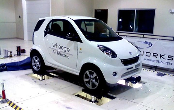 RTEV begins taking orders for Wheego Whip electric car