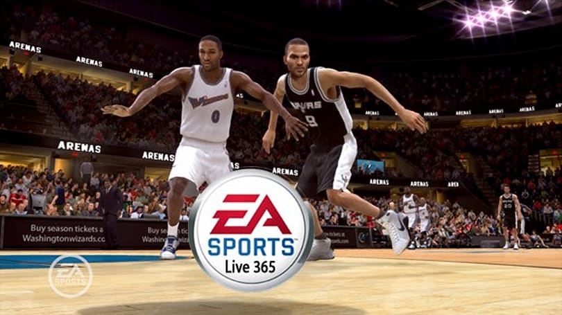 Xbox Live deal of the week: NBA Live 09 subscription