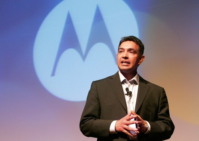 Sanjay Jha hints at Motorola's plans to collect patent royalties from Android competitors