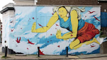 Google's street art collection doubles in size