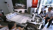 Tesla won't build more battery swap stations
