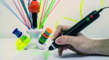 3D-Stift Renegade recycelt alte Plastikflaschen