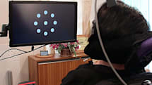 Brain implants help the paralyzed type faster