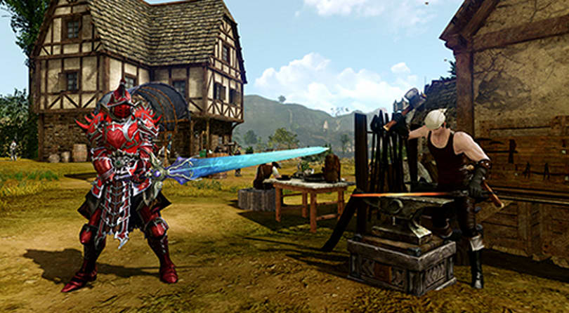 Trion hosting ArcheAge combat and crafting livestream tonight