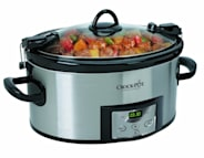 Crock-Pot Cook and Carry Oval Slow 6-Qt.