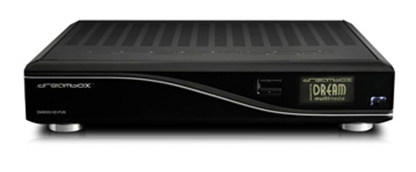 Dream Multimedia unveils dual-tuner DM 8000 HD PVR in Europe