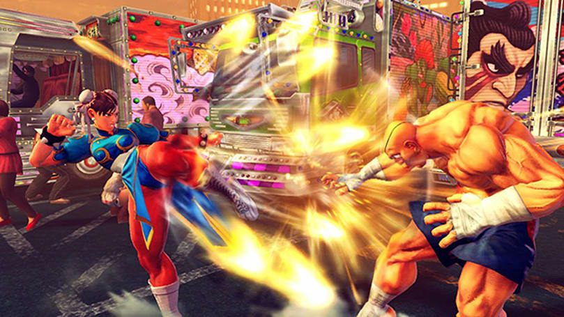 Take one last look at Ultra Street Fighter 4 before it hits the streets