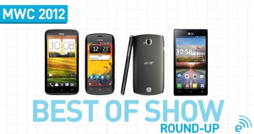 Mobile World Congress 2012: best of show