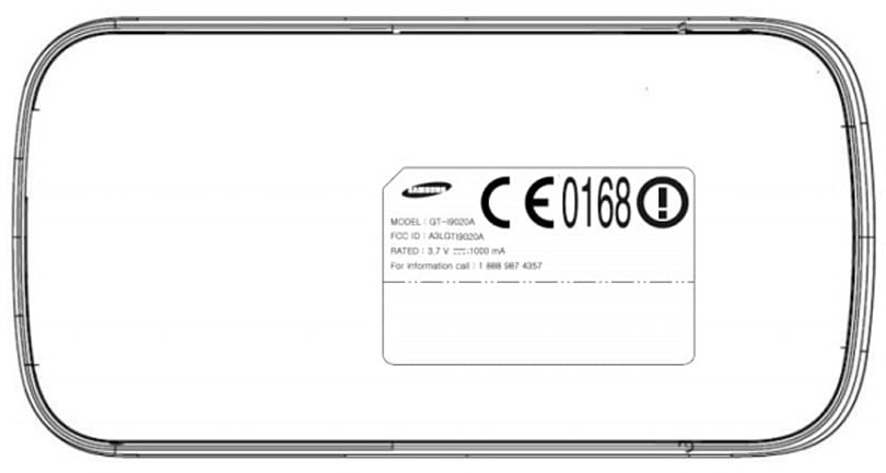 Samsung Nexus S revisits the FCC, this time with bands for AT&T