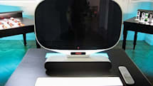 ChauhanStudio's Jetsons-esque HAL LCD TV gets real