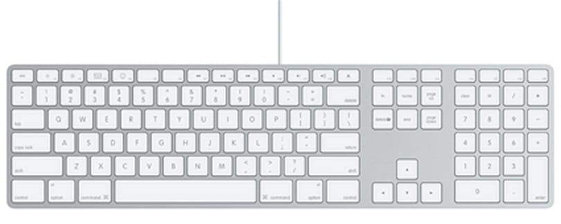 TUAW Hands On with the Apple Keyboard
