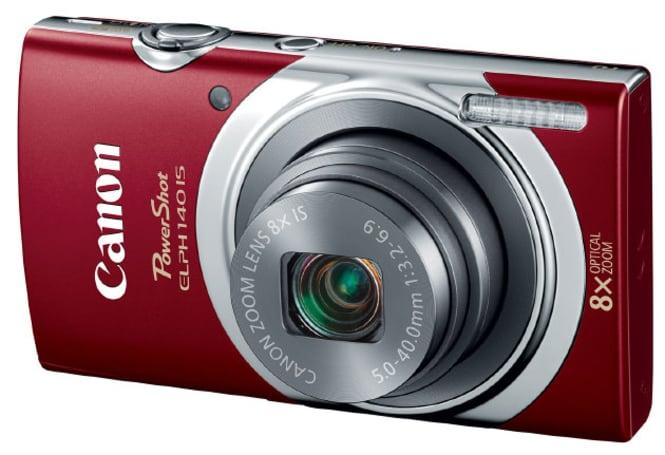 Meet Canon's latest budget PowerShots, a trio of ELPHs
