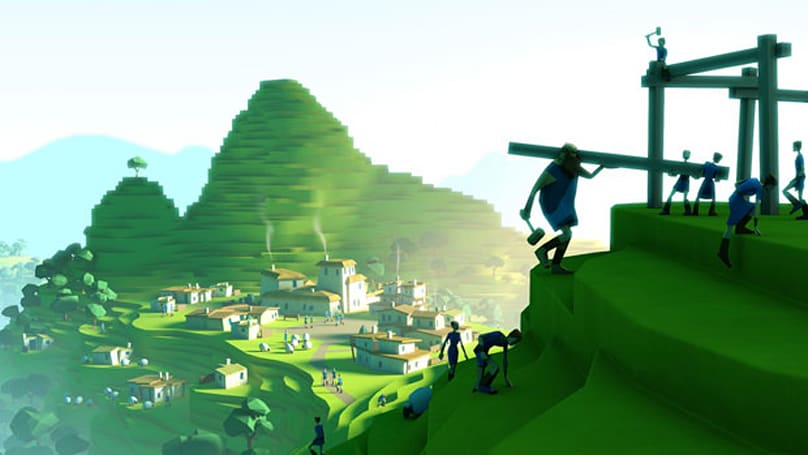 Let the god games begin: 22cans' Godus beta available on Steam Early Access September 13th (update: iOS and Android release dates)