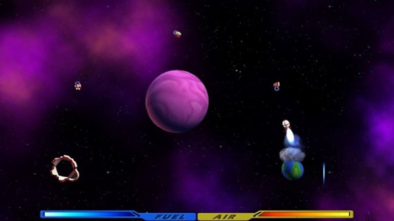 Let Halfbrick's Blast Off soundtrack occupy your hard drive space