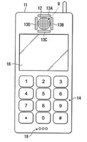 RIM's latest patent details automatic volume adjustments based on handset placement