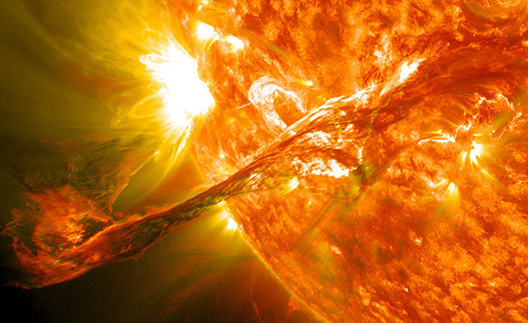 UK's new space weather center will help people prepare for solar storms