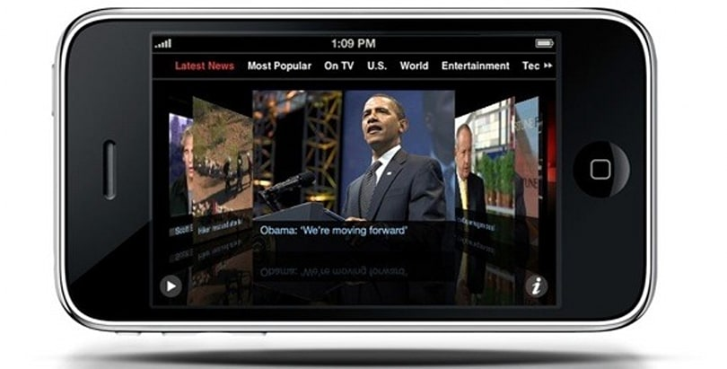 "CNN: Our iPhone app is ""not a hobby"""