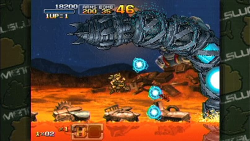 ESRB rates Metal Slug XX for US release