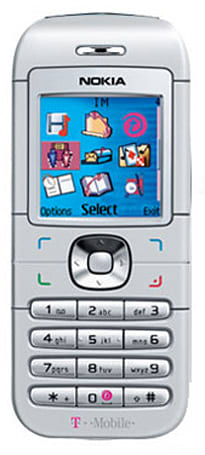 Nokia 6030 hits T-Mobile